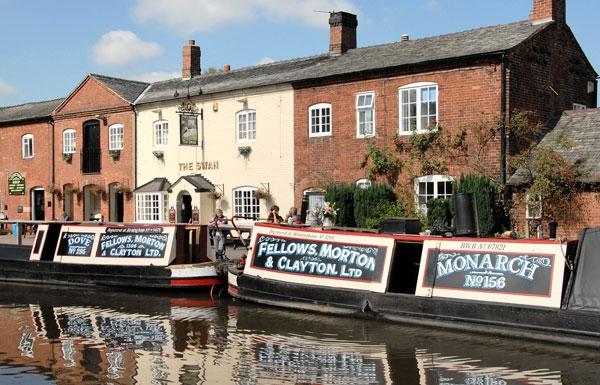 Fradley Junction(c) Waterway Images