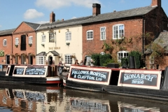 Fradley Junction(c) Waterway Images
