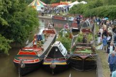 Middlewich Folk & Boat Festival (c) Waterway Images