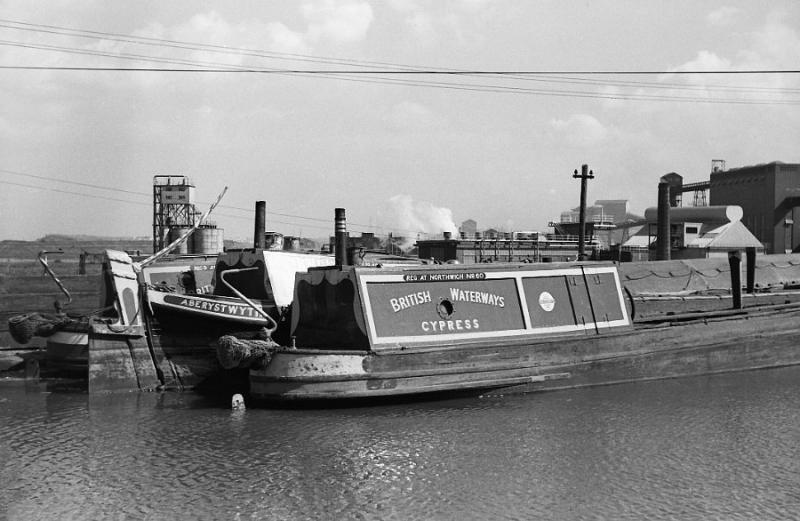 15 Lindsay, Aberystwyth & Cypress at Top of Lift 1-7-1962