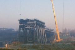 16 Crane Lifting Gears off Anderton Lift