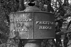 2 Milepost 92/0 at Preston Brook