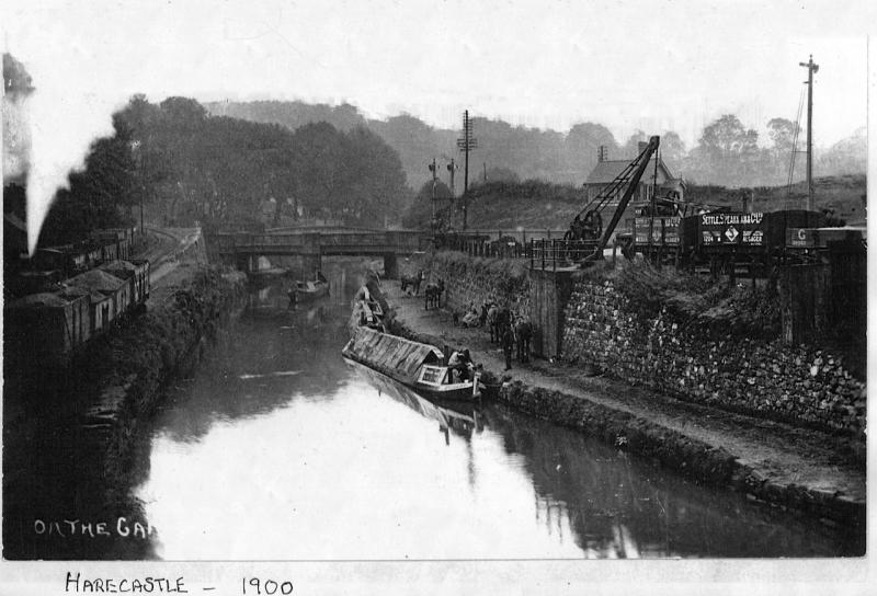 3 Harecastle 1900