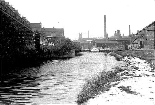 7 Burslem Arm in its Heyday