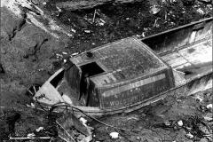 11 Boat abandoned in Burlsem Arm