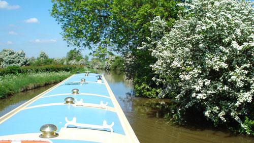 Springtime near Croxton